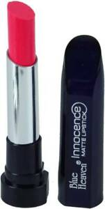 Lip Colour Blue Heaven Innocence Matte Lipstick In Pink and Red (Pack Of 2)