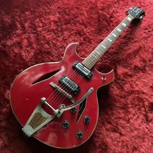 Firstman Broadway Special Electric Guitar from Japan