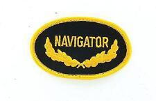 Patch ecusson brode thermocollant marine naval aviation navigator bateau avion