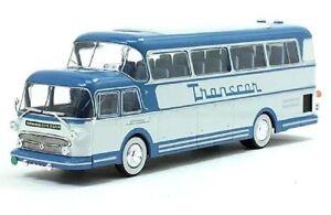 ISOBLOC-656-DH-PANORAMIQUE-TRANSCAR-1-43-autobus-bus-IXO-salvat-Diecast-AUTOBUS