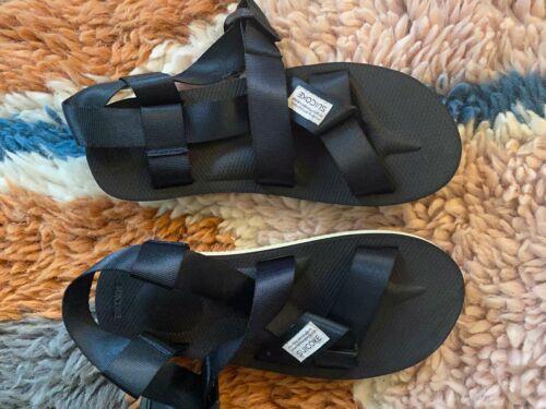 Suicoke women Sandals Shoes size 8 navy - image 1