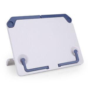 Atril De Mesa Plegable.Details About Soporte Plegable Ajustable Atril De Mesa Para Libro Partitura Musical Pad Ect Sp