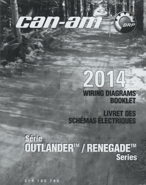 2014 Can  Renegade Series Wiring Diagram
