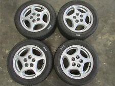 "JDM 90-96 Nissan 300zx Turbo Fairlady Z Z32 OEM Wheels 16x7.5 et45 16"" 5x114.3"