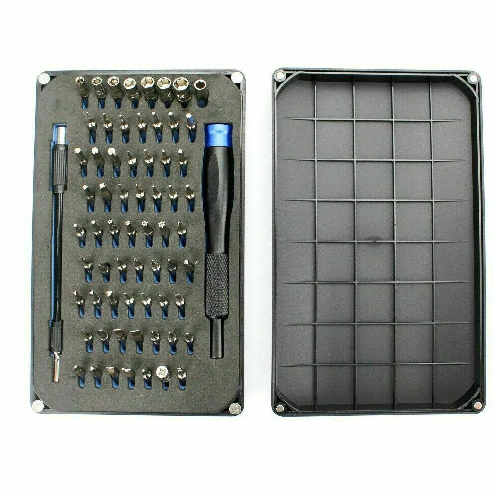 66 in 1 Stainless Steel S2 Screwdriver Set fits iPhone 7,8,X,XS,SAMSUNG S9 S10