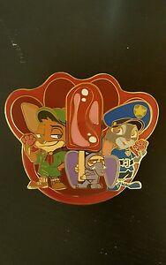 Image Is Loading Zootopia Popsicles Fantasy Disney Pin Jumbo Judy Hopps