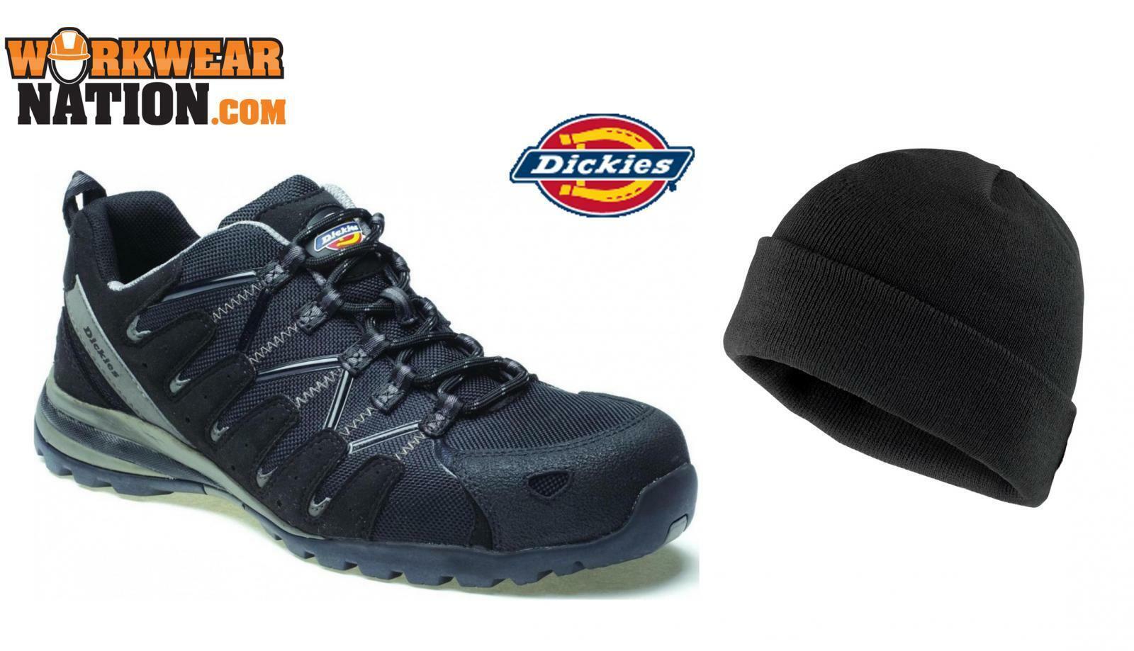 Da men Dickies Tiber shoes Sportive Antinfortunistiche, shoes, Dita Composite