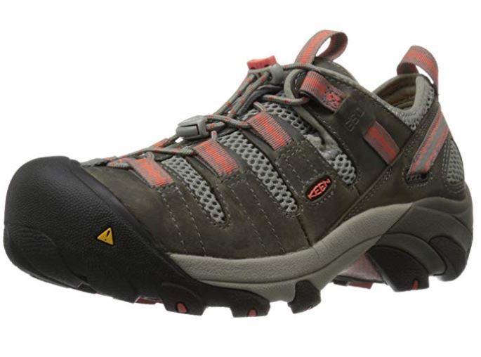 Keen Keen Keen Atlanta Cool Gárgola ESD Mujer Zapato de trabajo 1015393  contador genuino