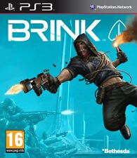 Brink PS3 Game [PREOWNED][EXCELLENT Condition]