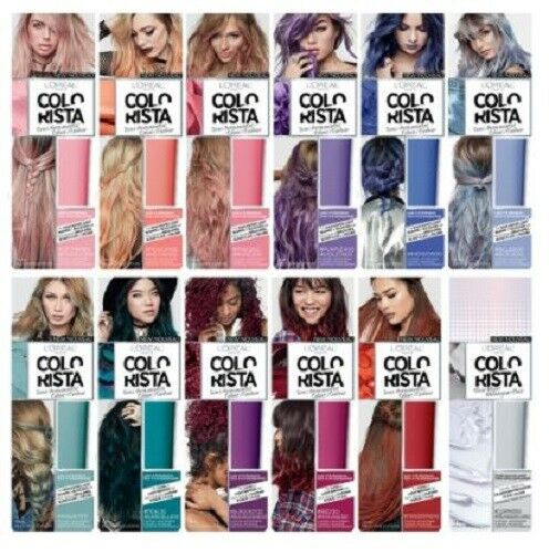Best Wash Out Hair Color 67111 Astonishing Loreal Colorista Washout Inspiration