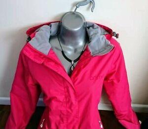 170-animal-ski-jacket-skiing-coat-8-s-pink-waterproof-women-snowboarding-snow