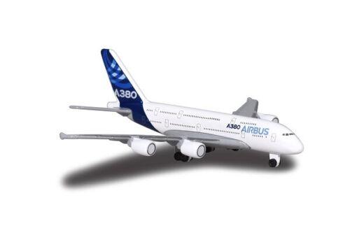 Majorette 212057980-Airplanes-airbus a380-800 airbus 11cm nuevo