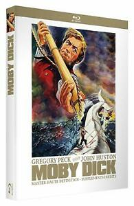 MOBY-DICK-PECK-HUSTON-BLU-RAY-NEUF-SOUS-CELLOPHANE