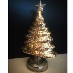 Led weihnachtsbaum glas