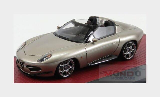Alfa Romeo Disco Volante For Sale >> Alfa Romeo Disco Volante Touring Spider 2016 Silver Matrix 1 43 Mx40102 112 Mode