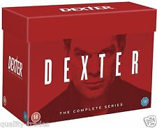 ❏ Dexter Series 1 - 8 Complete Collection Final Seasons DVD ❏ 1 2 3 4 5 6 7 8