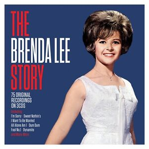 Brenda-Lee-The-Story-Best-Of-Greatest-Hits-3CD-NEW-SEALED