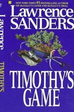 Timothy's Game by Sanders, Lawrence