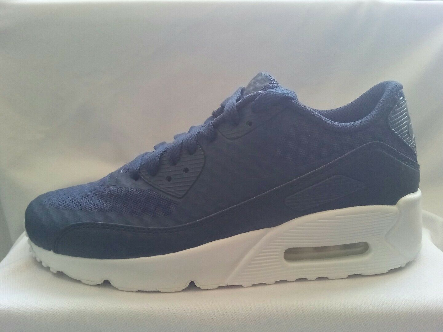 WOMENS BOYS NIKE AIR MAX 90 ULTRA 2.0 UK 5 (EUR 38) 881925 401) NAVY New