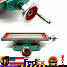 New Milling Drilling Machine Worktable Cross Slide Table 450170mm Bench Table