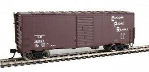 WALTHERS-CANADIAN-PACIFIC-40-MODERNIZED-BOX-RTR-Road-44024-910-1182-HO