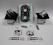 Wiseco Yamaha Banshee YFZ350 +2mm 66mm Pistons Long Rod  w/Gaske 795M06600