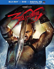 300: Rise of an Empire (Blu-ray Disc, 2014, 2-Disc Set, Digital Copy) NEW