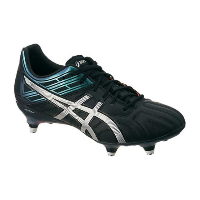 8457ada673587 ASICS Gel-lethal Tigreor 10 St Rugby BOOTS UK 9 for sale online