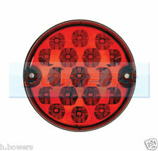 12V/24V 95MM LED REAR FOG LAMP LIGHT UPGRADE LAND ROVER DEFENDER NAS RDX WIPAC
