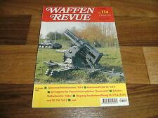 WAFFEN REVUE 114 -- GEHEIMWAFFE RZ 65 / 15 cm TORPEDOBOOTSKANONE C 36 /FLAKWAFFE