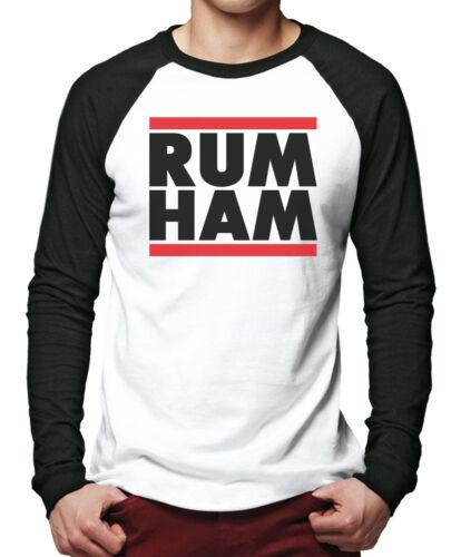Rhum jambon Hommes Baseball Top