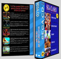 Sega Classics Arcade Collection 2 - Sega Cd Reproduction Art Dvd Case No Game