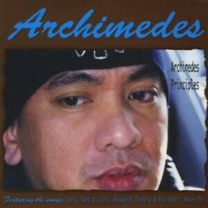 Archimedes - Archimedes Principles [New CD]