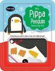 Pippa Penguin Sewing Tin by Tim Bugbird Activity Kit