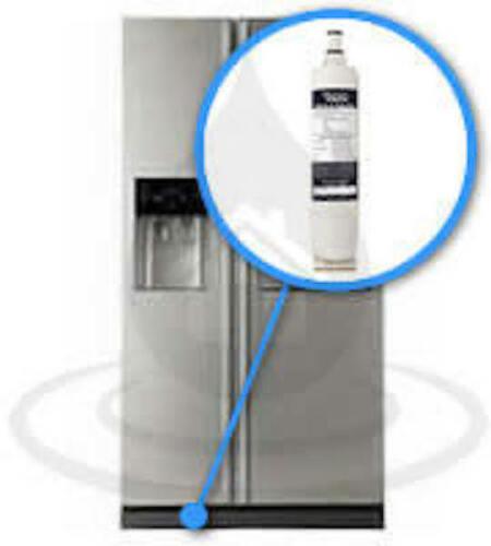 Filtro acqua PER FRIGORIFERO WHIRLPOOL CONGELATORI SBS002 S20BRS USC009 481281729632