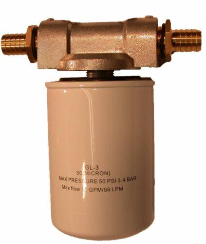 Dieselfilter Set für Dieselpumpe Schraubfilter Filter Tankstelle Filteranlage
