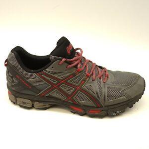 ASICS Mens gel kahana 8 Low Top Lace Up Running Sneaker