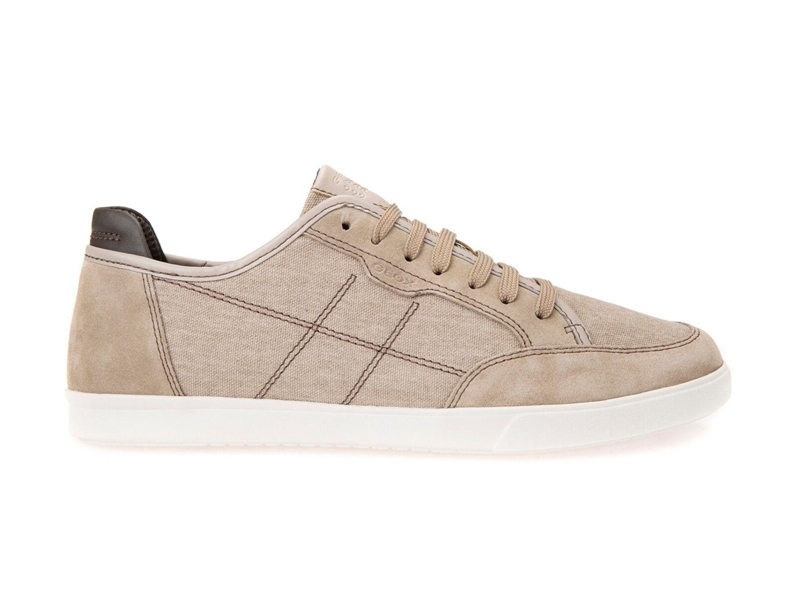 shoes men GEOX ESTATE U722CA 0NB22 C5004  WALEE SAND