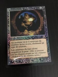 MTG-ONSLAUGHT-COVER-OF-DARKNESS-FRENCH-COUVERTURE-DE-TENEBRES-NM-FOIL