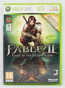 FABLE 2 GAME OF THE YEAR EDITION GOTY II - XBOX 360 XBOX360 - PAL ESPAÑA - RARO