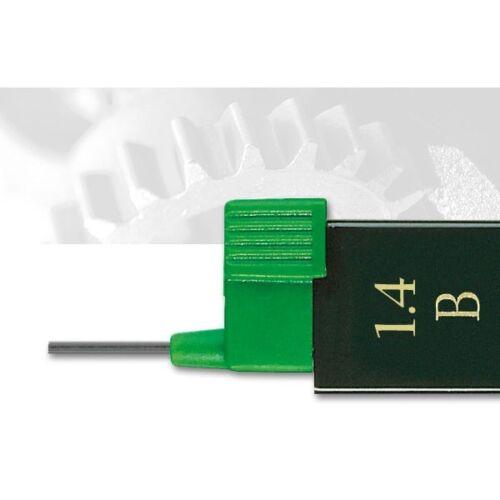 0,12€//Stück Feinminen SUPER POLYMER 0,5 mm 2B Faber-Castell 120502 12 Stück