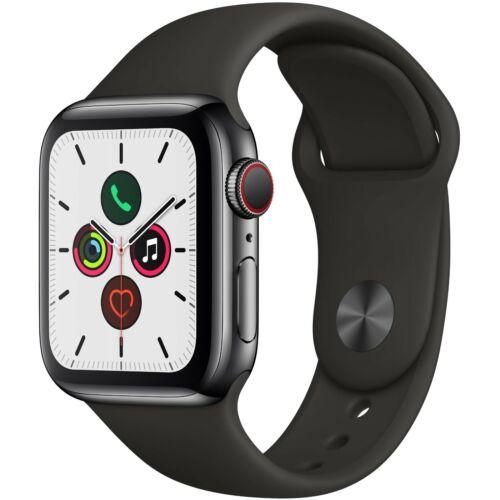 Apple-Watch-Series-5-MWW12LL-A-GPS-Cellular-44mm-Smartwatch-Black-Sport