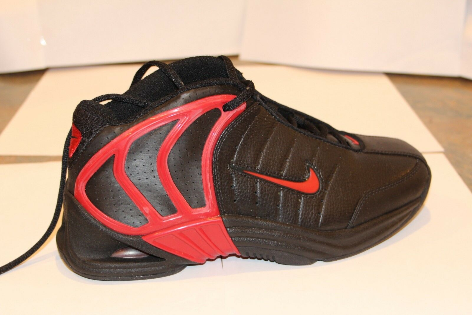 a3afa2a477 Nike Air Start N5- Black Varsity Red-Black 2004 Sample Sneaker - Collectible