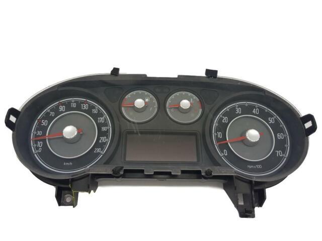 Bloc Compteurs Vitesse  Fiat Punto Evo 51852796 503003060200 18262