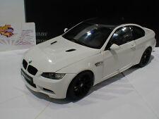 "Kyosho 08734W # BMW M3 Coupe (E92) Baujahr 2007 in "" weiß / carbon "" 1:18 NEU"