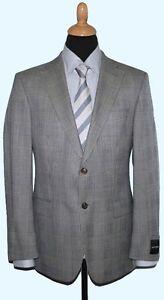 Taille Veste soie et 50 en pour laine Windsor hommes de Nouveau mélange 47q4wx