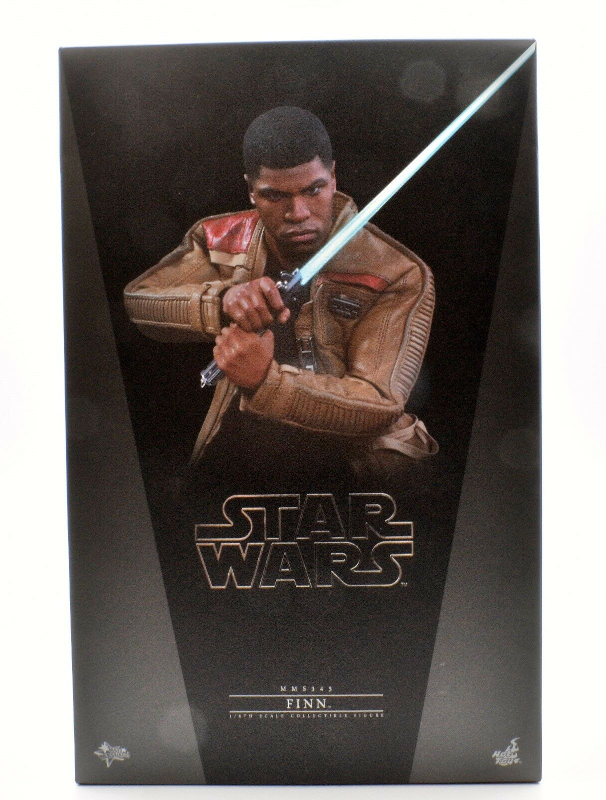 Star Wars Hot Toys - Finn 1/6th Scale Collectible Figure - MMS345