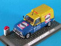 Renault 4 Fourgonnette F6 Darty De 1986
