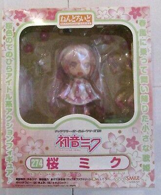 Ospitale Hatsune Miku Sakura Anime Action Figure Nendoroid Series N° 274 G.s. Company