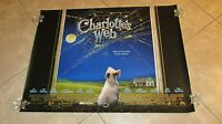 Charlotte's Web Movie Poster Pig Poster